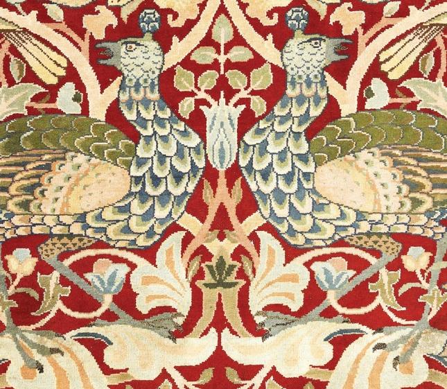 Hali - William Morris rug